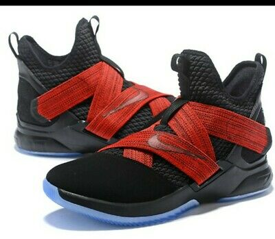 NIKE LEBRON SOLDIER XII (GS) AA1352 003