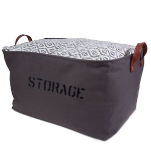 Organizerlogic Storage Baskets 22 X 15 X 13 Extra Large Woven