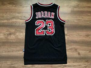 brand new acbc5 0249f Details about NBA CHICAGO BULLS BASKETBALL SHIRT JERSEY NIKE #23 MICHAEL  JORDAN