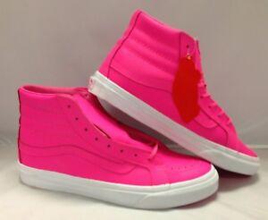 scarpe vans uomo rosa