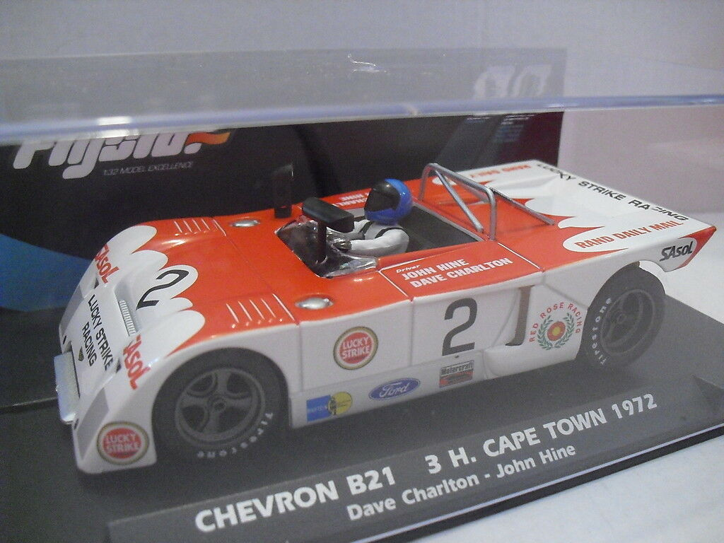 Fly Ref. 024102 Chevron B21 3h. Cape Town 1972 New New 1 32