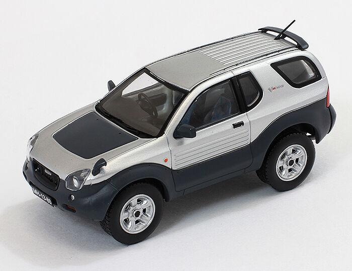 IXO Premium-X IXOPRD0420 - Isuzu Vehicross - 1997 argent 1/43