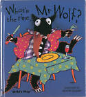 What's the Time, Mr.Wolf? by Child's Play International Ltd (Hardback, 2003)