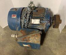 Siemens Motor Rgzesd 40 Hp 364t 1180 Rpm