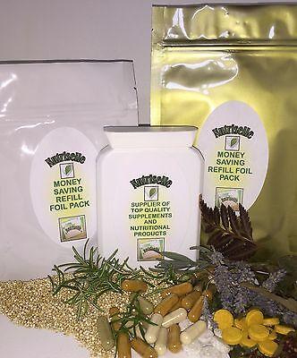 (bcaa) Ramo Catena Aminoacidi 90 X Capsule Vegetariana Pullulan- Buono Per Succhietto Antipiretico E Per La Gola
