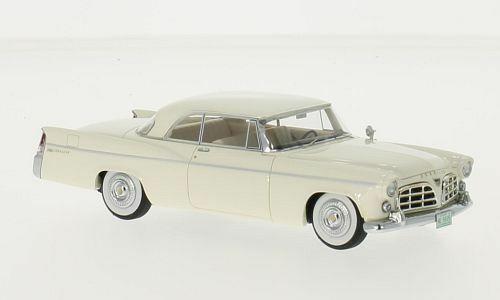 Chrysler 300B 1956 White NeoScale 1:43 NEO45815 Miniature