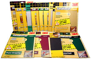 3M-Sandblaster-Sandpaper-Paint-Stripping-Bare-Surfaces-Between-Coats