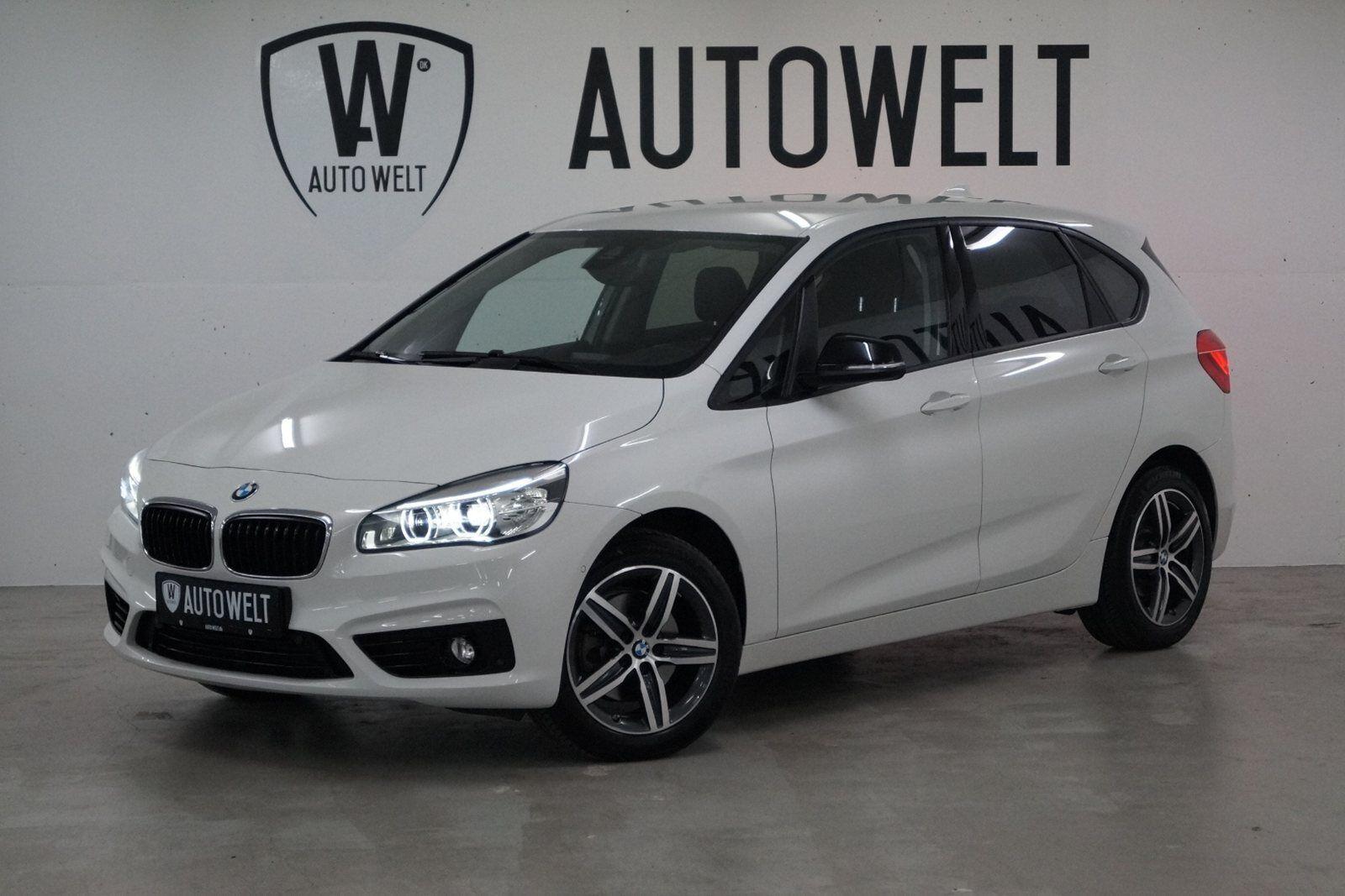 BMW 218i 1,5 Active Tourer 5d - 249.700 kr.