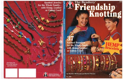 BEAD JEWELRY  LEAFLET//BOOK