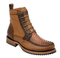 2e13ph Genuine Python By Cuadra Boots - Ankle Shoes