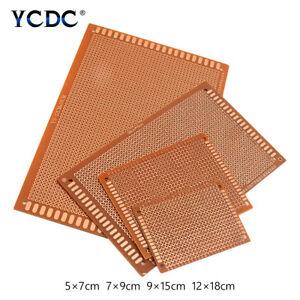 PROTOTYPE-PRINTED-PCB-CIRCUIT-BOARDS-STRIP-BREADBOARD-FOR-DIY-SOLDERING-5-10PCS