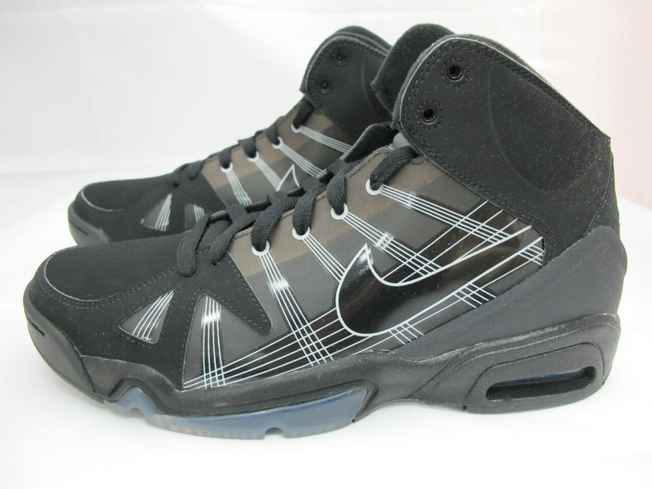 NEW MEN'S NIKE AIR HOOP STRUCTURE FA LE 386159-001