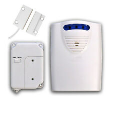 B1A WIRELESS Garage Shed Caravan SHOP DOOR Open ALERT Portable ALARM CHIME