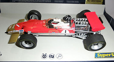 H3701a Commodities Are Available Without Restriction Nürburgring 1969 Graham Hill 1/32 Ref Beautiful Team Lotus 49 Superslot G.p