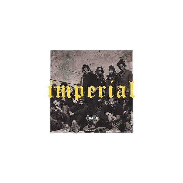 Denzel Curry - Imperial Neuf CD