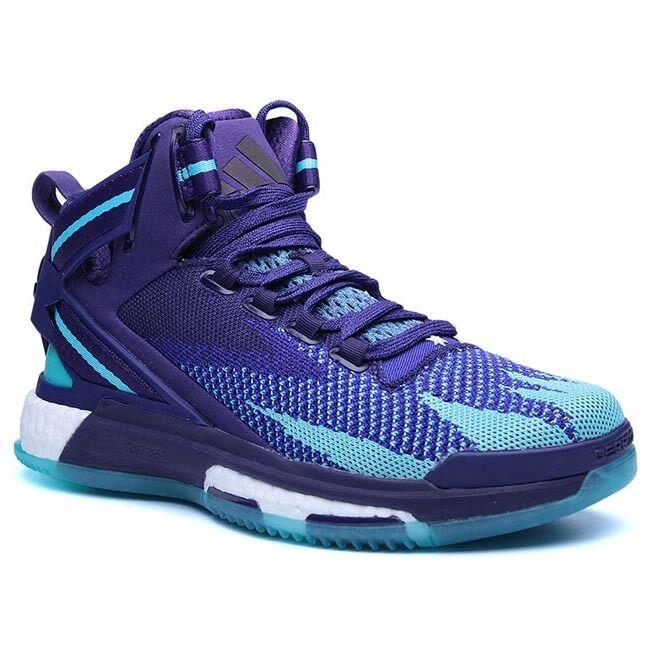 Adidas D Rose 6 Boost Primeknit Shoes Trainers Basketballschuhe Schuhe blau Shoes Primeknit NEU b349ce
