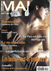Magazine-GAY-MALES-n-8-photos-couleurs-MINETS-BOYS-MALES-GAY