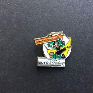 Eurodisney-Adventureland-Donald-Duck-GWP-Disney-Pin-3623