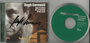 HUGH-CORNWELL-Beyond-Elysian-Fields-UK-SIGNED-AUTOGRAPHED-11-track-CD-CoA