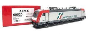 Acme 60520 483 314 Mercitalia Rail / Akiem Livrée Gris,cabines Rouges, Fs
