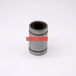 LM3 to LM30 UU Linear Ball Bearing Bushing For 3D Printer CNC part