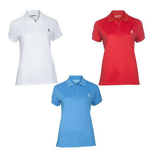 Half Price Womens Golf Shirt By Royal And Awesome 3 Colors