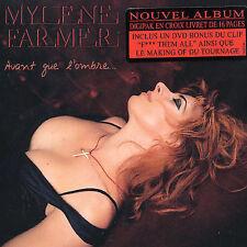 Music Video Dist Farmer M-mylene Farmer-avant Que Lorbre [dvd/w/digi Cd]
