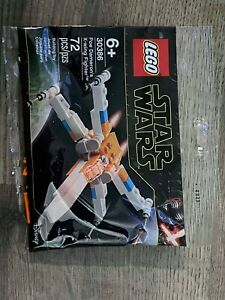 LEGO 30386 Poe Dameron/'s X-wing Fighter Star Wars 72 pieces