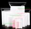 Clear-4-Mil-Ziplock-Bags-HEAVY-DUTY-Reclosable-Zip-Top-Plastic-Zipper-Poly-Ml-034 thumbnail 4