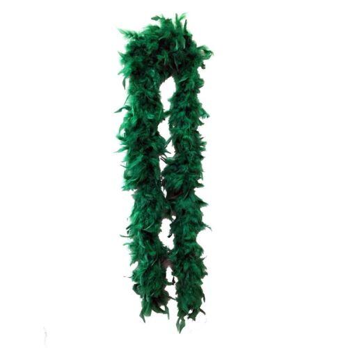 60 grams Party Costume Feather Boa 1 Dozen 6/' Green Feather Boas 12 Pack