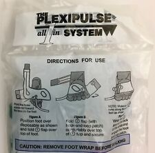 Kci The Plexipulse All In One Left Foot Wrap 28900016 1 Piece