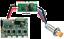 Photocoupler Octocoupler 12V Isolated module for NPN NO Proximity ABL Sensor