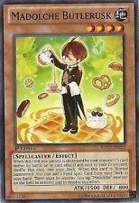 3x Yugioh REDU-EN025 Madolche Butlerusk Common Card