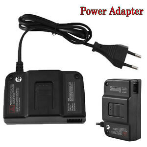 Ersatz-Netzteil-Adapter-100-245V-AC-Power-Supply-Ladeadapter-EU-Fuer-Nintendo-N64