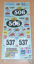 Tamiya 58452 Sand Scorcher 2010, 9495616/19495616 Decals/Stickers, NIP