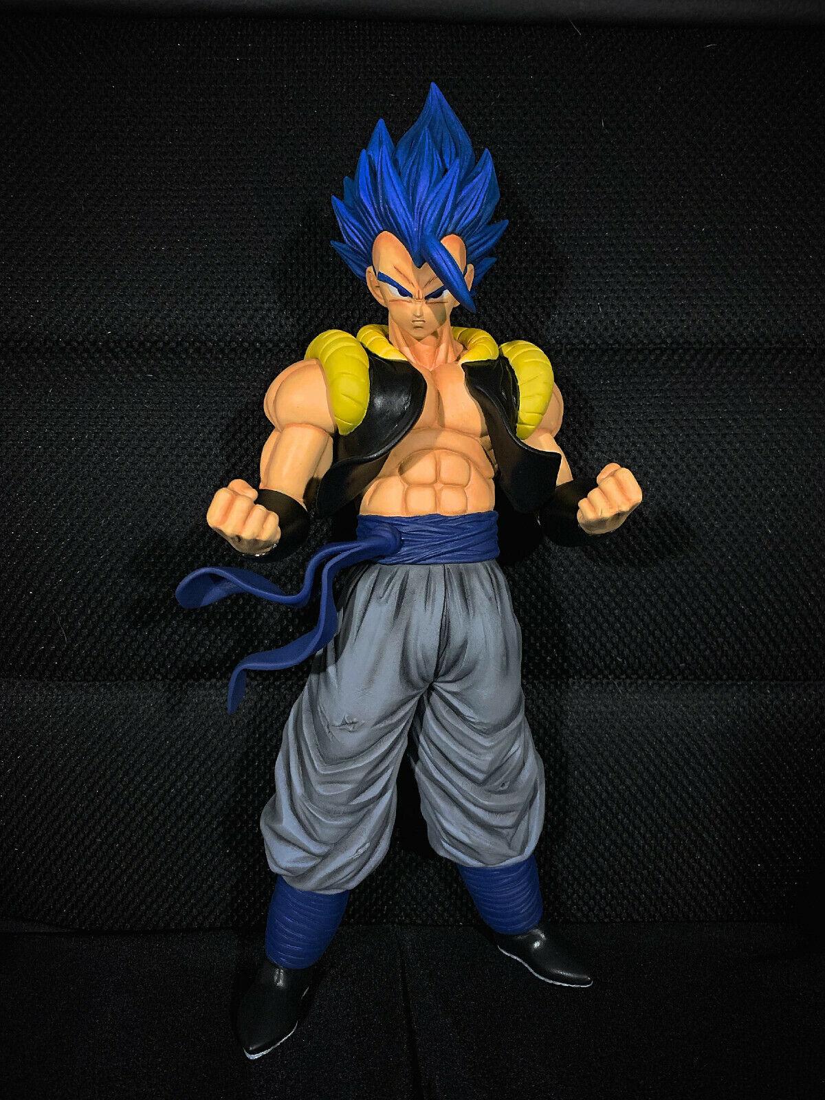 Dragon ball Z DBZ - DB Super - Custom Grandista Gogeta Super Saiyan Blau