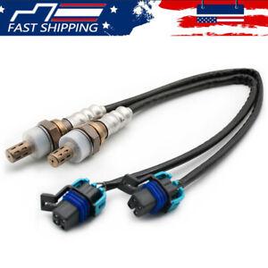 Brand New O2 Oxygen Sensor 2531219  For GMC Buick Chevrolet Cadillac Saab  2PCs