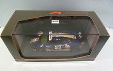 MCLAREN F1 GTR RING GULF SCALA 1:43 MINICHAMPS  MC LAREN COLLECTION