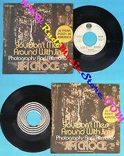 LP 45 7'' JIM CROCE You don't mess around with jim Photographs 1972 no cd mc dvd