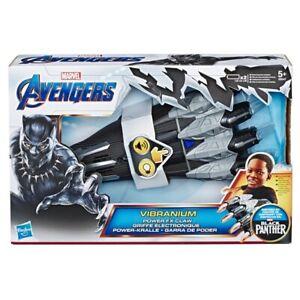 Marvel Avengers Infinity War Black Panther Vibranium Power FX Claw Light Sounds