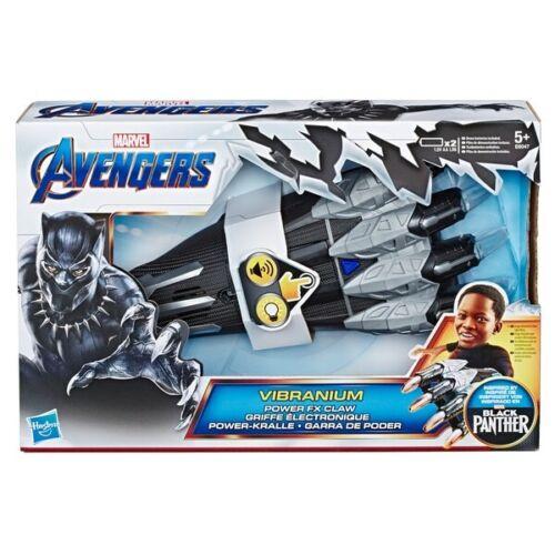 MARVEL Avengers Infinity War PANTERA NERA VIBRANIO Power FX Artiglio