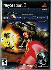 Powerdrome-Sony-PlayStation-2-2004-Factory-Sealed
