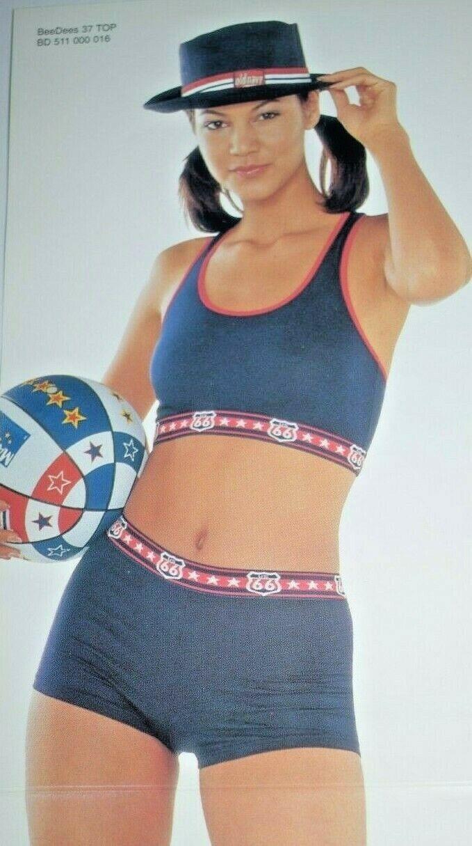 Triumph Beedees Underwear Set Sports Top & Shorts Gym Sport
