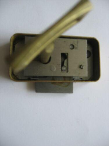 Möbel Anschraubschloss 15 mm Dornmass links oder Schublade