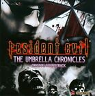 Resident Evil: The Umbrella Chronicles by GHM Sound Team (CD, 2007, Sumthing Else Music Works)