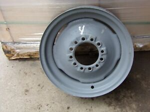 Front-Rim-fits-Ford-Massey-600-701-800-901-2000-4000-8N-NAA-Jubilee-4-5-x-16-4
