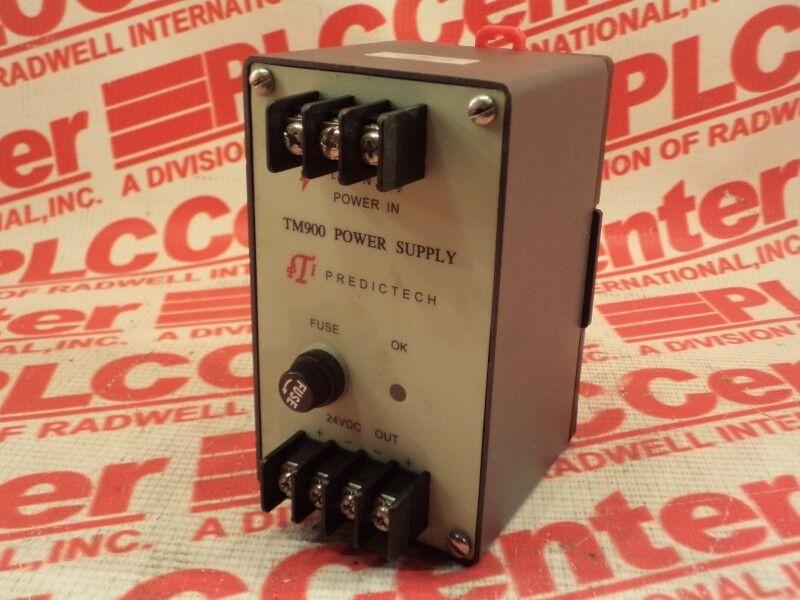 PREDICTECH TM900   TM900 (NEW NO BOX)