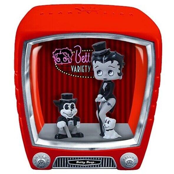 Betty Boop & Bimbo 2 X PVC Figures 16cm Funko