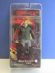 RARE-Nuovo-Friday-The-13TH-PART-3-Jason-Voorhees-ACTION-FIGURE-NECA-8-034-83s