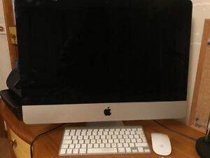 "Imac 21,5"" 2,7 Ghz Intel I5 Apple Desktops & All-in-ones Finales 2013"